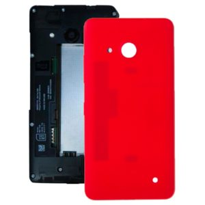 Battery Back Cover for Microsoft Lumia 550 (Red)