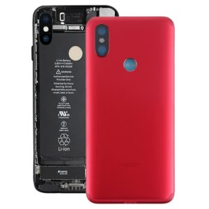 Back Cover for Xiaomi Mi 6X / A2(Red)