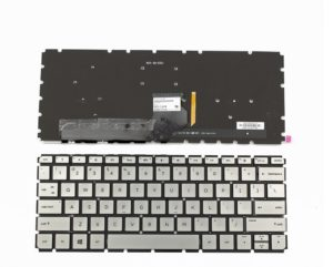 Πληκτρολόγιο Laptop HP ENVY LAPTOP 13-AD057NR DaaS 1KT11UA 1KT11UAR HP ENVY LAPTOP 13-AD0XX 1KT05UA 1KT05UAR HP ENVY Laptop 13-ad001TU 2DN82PA HP ENVY Laptop 13-ad001TX 2DN84PA (Κωδ.40477USBACKLIT)