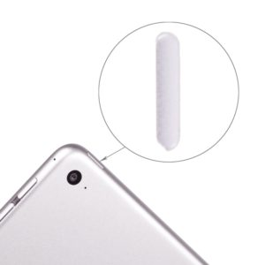Power Button for iPad mini 4(Silver)