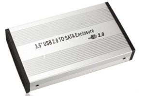 Box hard drive No brand USB 2.0 SATA 3.5 - 17315