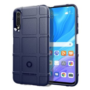 For Huawei Y9S Full Coverage Shockproof TPU Case(Blue)