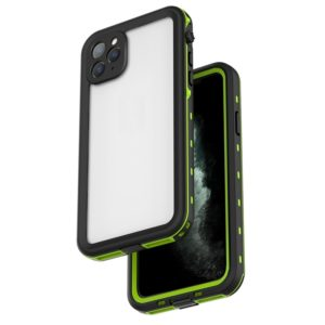 For iPhone 11 Pro Max RedPepper Shockproof Waterproof PC + TPU Protective Case(Green) (RedPepper)
