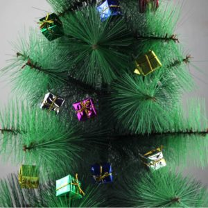 6 PCS /Set Home Holiday Fashion Christmas Tree Decorations Gifts