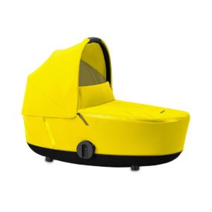 Cybex Lux Carry Cot for Mios, Mustard Yellow