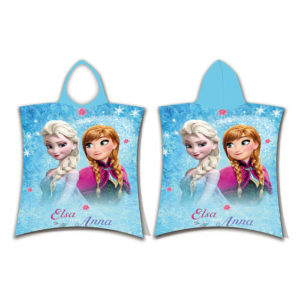 Πόντσο Disney Frozen 03 Multi DimCol One Size