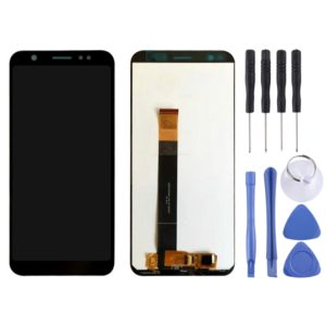 LCD Screen and Digitizer Full Assembly for Asus Zenfone Max (M1) ZB555KL(Black)