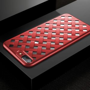Baseus The Windows Pattern TPU + PC Case for iPhone 8 Plus & 7 Plus(Red) (Baseus)