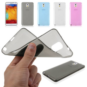 Silicone Case Ultra Slim 0,3mm Clear for Samsung Galaxy S3-S3 neo