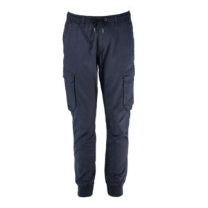 REELL Reflex Rib Cargo Jogger Regular Tapered Fit Ανδρικό - Γκρι (REFLEX RIB CARGO-R19F)