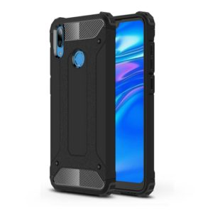 Magic Armor TPU + PC Combination Case for Huawei Y7 (2019) (Black)