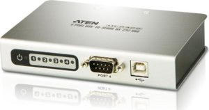 Aten 4-Port USB to RS-232 Hub (UC2324-AT)