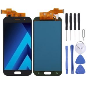LCD Screen and Digitizer Full Assembly (TFT Material) for Galaxy A5 (2017), A520F, A520F/DS, A520K, A520L, A520S(Black)