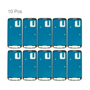10 PCS Front Housing Panel Adhesive Sticker for Galaxy SIV mini / i9190 / i9195