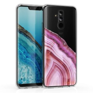 KW Θήκη Σιλικόνης Huawei Mate 20 Lite Stone Design by KW (200-103-634)