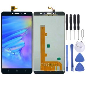 LCD Screen and Digitizer Full Assembly for Tecno L9 Plus (Black)