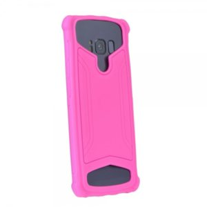 IS UNIVERSAL SILICON TPU size 4,3-4.7 pink backcover