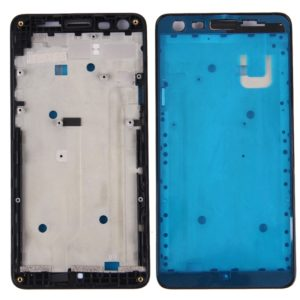 For Xiaomi Redmi 2 Front Housing LCD Frame Bezel(Black)