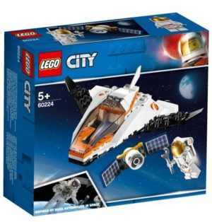 LEGO City Space Port: Satellite Service Mission (60224)