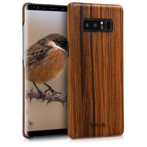 Kalibri Ξύλινη Θήκη Samsung Galaxy Note 8 - Brown (43019.05)