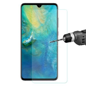 ENKAY Hat-prince 0.26mm 9H 2.5D Curved Edge Full Screen Tempered Glass Film for Huawei Mate 20 (ENKAY)
