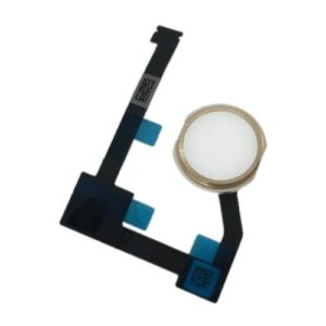 Home Button Flex Cable for iPad Air 2 / A1567 / A1566(Gold)