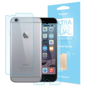 Spigen SGP Screen Protector Steinheil Ultra Crystal Dual for iPhone 6