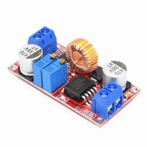 XL4015 High Current 5A Constant Current And Constant Voltage LED Drive Lithium-ion Battery Charging Power Module(Red)