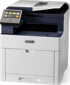 Xerox WorkCentre 6515DNI Color Laser, A4, Print, Scan, Copy, Fax, Ethernet, USB, Wi-Fi, Duplex, ADF (6515V_DNI)