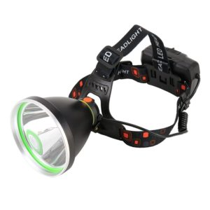 K95 P50 Portable Outdoor USB Charging Working Headlight