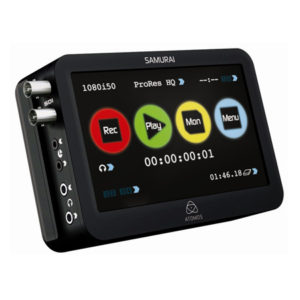 Atomos Samurai Blade - HD-SDI Video Recorder and 5 inch HDR Monitor (έως 6 άτοκες)
