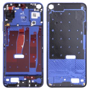 Middle Frame Bezel Plate for Huawei Honor 20(Blue)