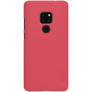 NILLKIN Frosted Concave-convex Texture PC Case for Huawei Mate 20 (Red) (NILLKIN)