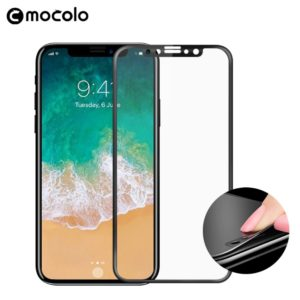MOCOLO Tempered Glass Full Cover MOCOLO for iphone X/Xs/11 Pro 5.8-Black