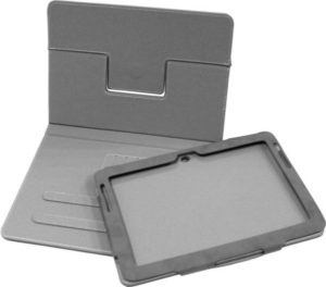 Case No brand I-063 for iPad2/3/4, grey - 14509
