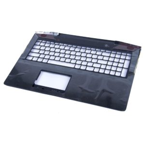Πλαστικό Laptop - Palmrest - Cover C Lenovo IdeaPad Y700 Y700-15 Y700-15ISK Y700-15ACZ AP0ZF000300 Black Upper Case Palmrest Cover (Κωδ. 1-COV087)