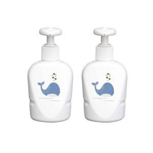 Bebejou Dispenser Set Whales