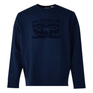 LEVIS® Sweatshirt Graphic Crew Ανδρικό - Μπλε (17895-0088)
