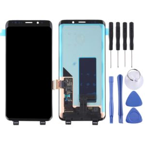 LCD Screen and Digitizer Full Assembly for Galaxy S9+, G965F, G965F/DS, G965U, G965W, G9650(Black)