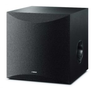 YAMAHA NS-SW100 Black Subwoofer