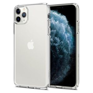 Spigen Liquid Crystal Case για το iPhone 11 Pro Max Crystal Clear (075CS27129)
