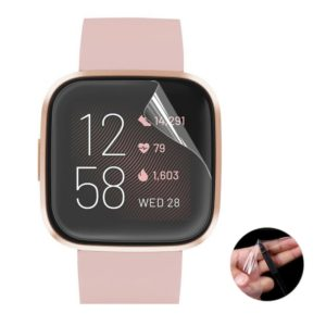 For Fitbit Versa 2 ENKAY Hat-Prince Soft TPU Film Screen Full Coverage Protector (ENKAY)