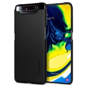 SPIGEN THIN FIT SAMSUNG A80 black backcover