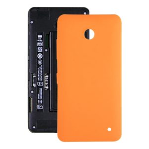 Battery Back Cover for Nokia Lumia 630(Orange)