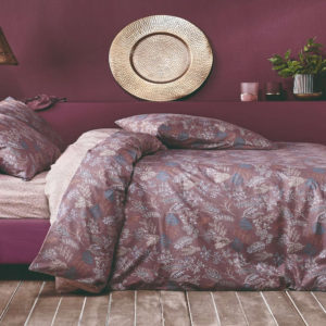 Πάπλωμα Arleta 05 Purple-Salmon Pink Kentia King Size 260x240cm