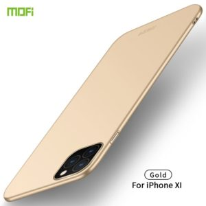 MOFI Frosted PC Ultra-thin Hard Case for iPhone 11 Pro(Gold) (MOFI)