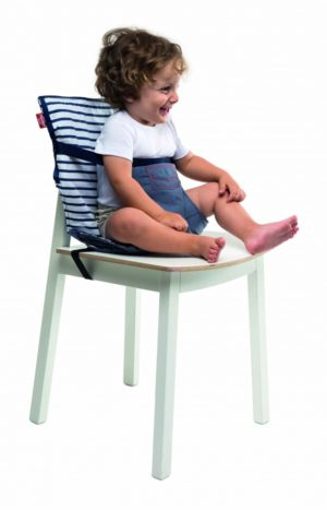 Baby To Love Pocket Chair - Denim