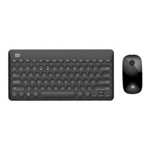 Combo mouse and keyboard D IK6620, Black - 6117