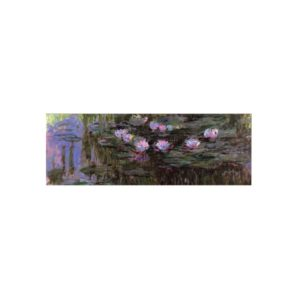 Panorama Puzzle RICORDI ART Nympheas by Monet 2802N25010 - 1000 κομμάτια