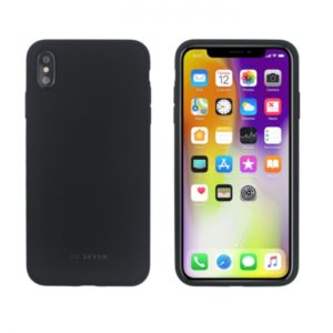 SO SEVEN SMOOTHIE IPHONE XS MAX black backcover